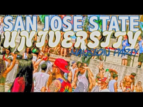 Mint VIBE$ | #SJSU Mansion Party | Frat Party ep. 1