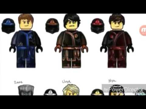Lego ninjago saison 8 ninjas youtube - Ninjago saison 7 ...