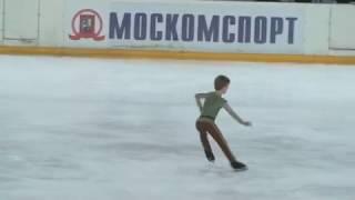 Арсений Федотов, 7 лет, 1 юн.р.