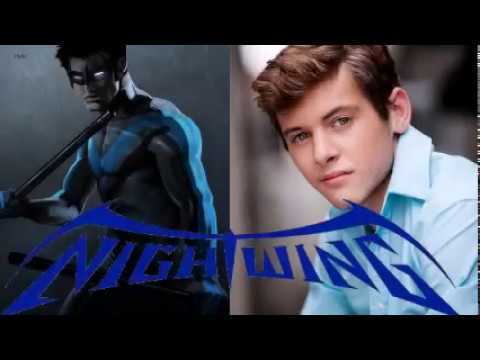 Thomas Watson - Nightwing: The role of a lifetime