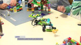Yvelines | Lego : Mission lune pour les enfants