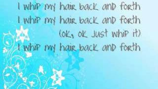 Willow Smith - Whip My Hair Lyrics