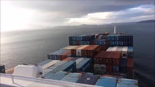 Travel by Cargo Ship: Transpacific Voyage