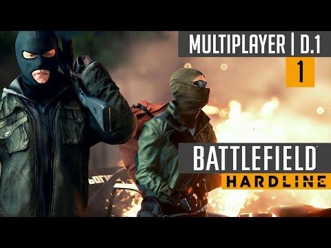 Battlefield Hardline - Multiplayer (Дубль 1) pt1