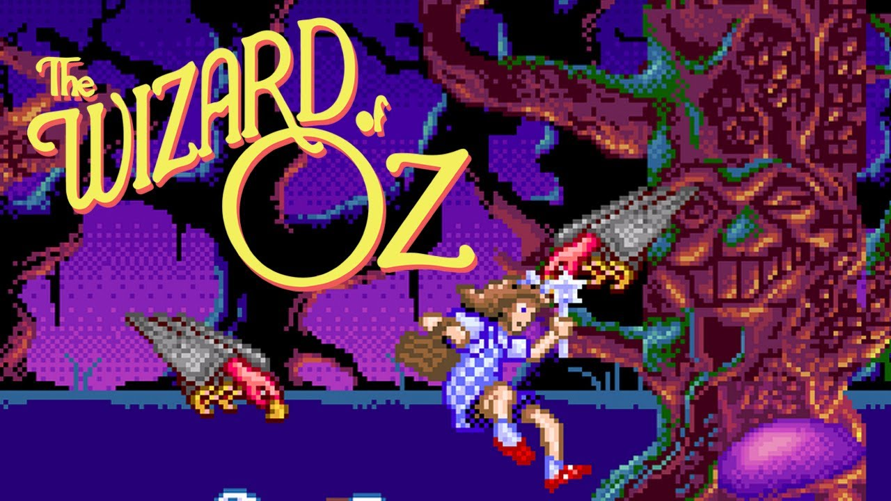 The Wizard of Oz (SNES) Mike Matei Live