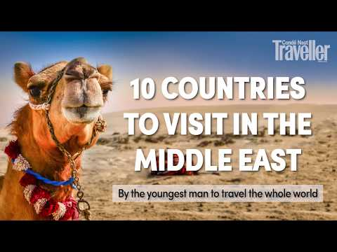 Top 10 places to visit in the Middle East | Conde Nast Traveller's World