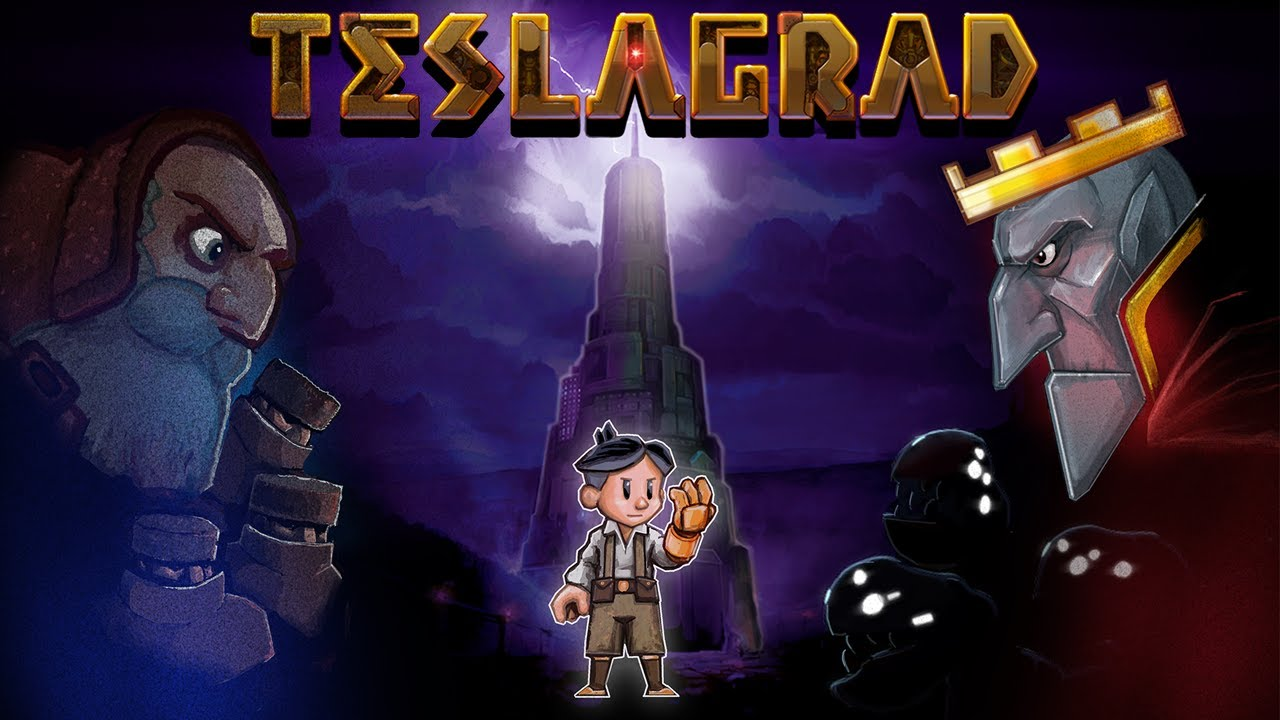 "Generateur ""Teslagrad"" mod"