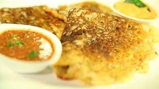 How To Cook Mysore Sada Dosa (plain Pancake) By Preetha