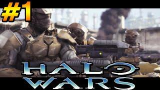 Halo Wars | Misión 1 y 2 en Español | Campaña Completa