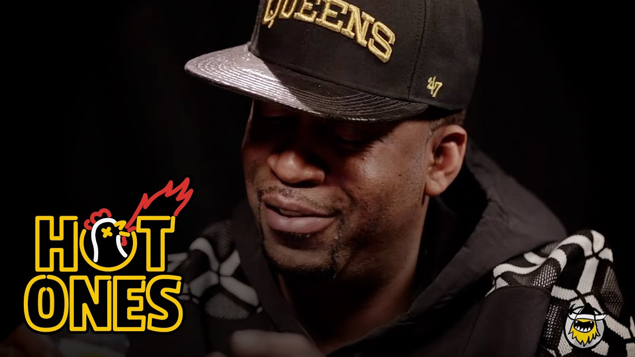 Tony Yayo Talks Shmoney Dance & Eminem's Taco Habit While Eating Spicy Chicken Wings | Hot