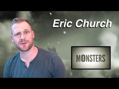 Eric Church - Monsters | Reaction