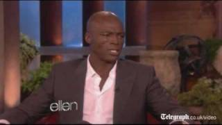 Seal opens heart to Ellen over Heidi Klum split