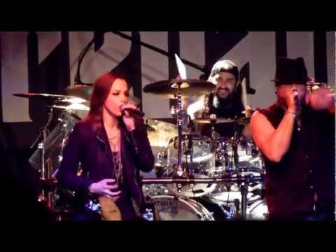 Adrenaline Mob Feat. Lzzy Hale - Come Undone (Duran Duran) Nashville 4/5/13