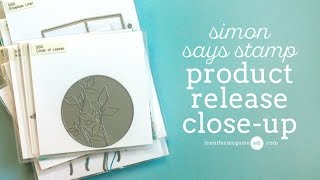 Product Release Close-Up: Simon Says Stamp