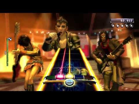 Rock Band 3 - Lady Gaga's Poker Face (South Park Version) GSFC 100%