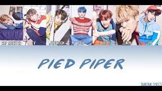 Video Pied Piper - BTS Lyrics [Han,Rom,Eng] {MEMBER CODED} download MP3, 3GP, MP4, WEBM, AVI, FLV Agustus 2018