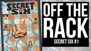 New 52 SECRET SIX #1 from DC Comics