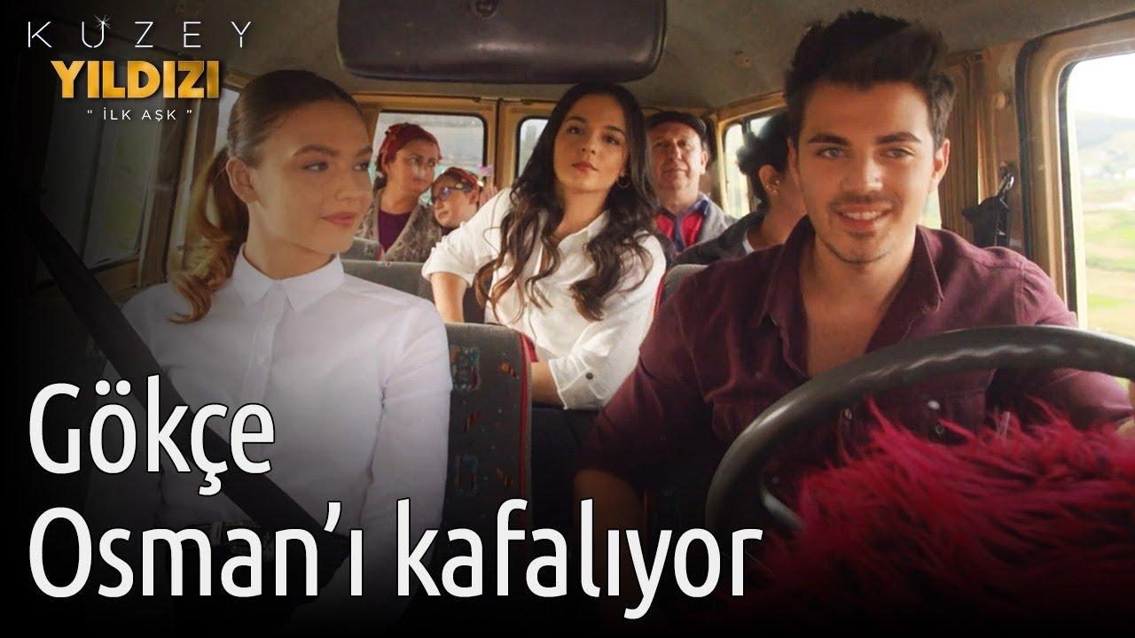 Kuzey Yıldızı İlk Aşk 3. Bölüm - Gökçe Şoför Osman'ı Kafalıyor