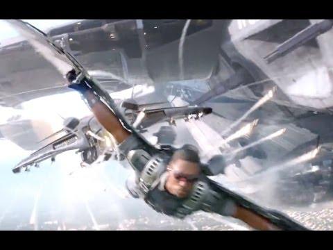 Первый мститель: Другая война - Соколиз YouTube · С высокой четкостью · Длительность: 1 мин8 с  · Просмотры: более 25000 · отправлено: 14.03.2014 · кем отправлено: MARVEL Россия
