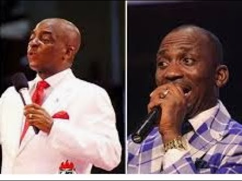 Download Bishop David Oyedepo and Pastor Paul Enenche - Tongues of Fire 9 HOURS - No devil can withstand this