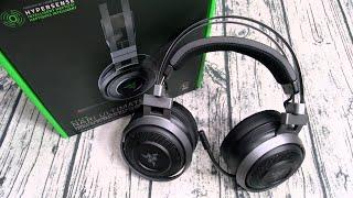Razer Nari Ultimate Gaming Headset - These Will Blow You Away!