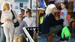 Gwen Stefani's Kids -2018 {Apollo Rossdale | Kingston Rossdale & Zuma Rossdale}