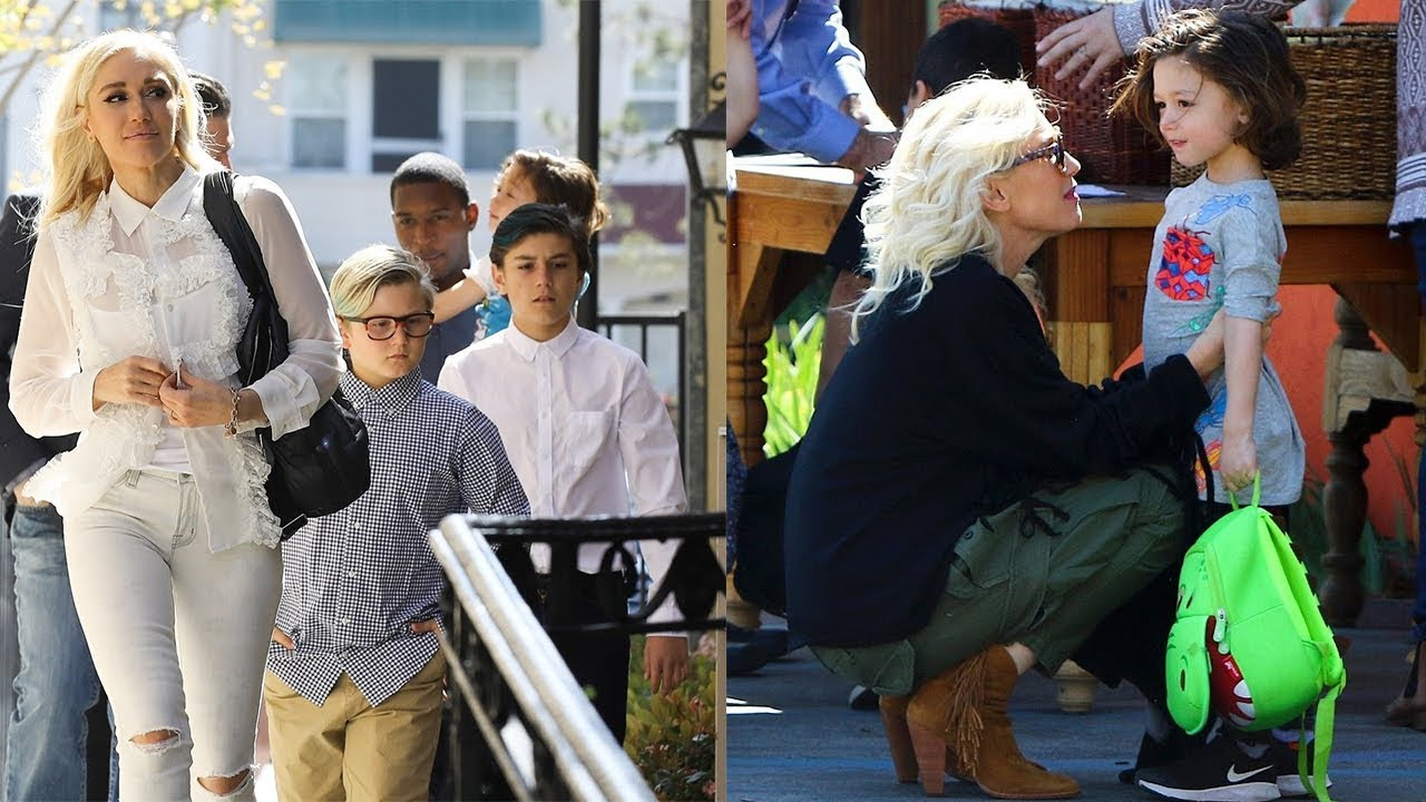 Gwen Stefani's Kids & Family: 5 Fast Facts You Need to ... |Gwen Stefani Children