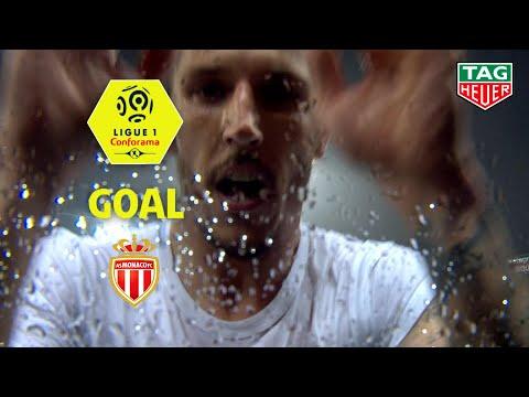 Goal Stevan JOVETIC (90' +3) / EA Guingamp - AS Monaco (1-1) (EAG-ASM) / 2018-19