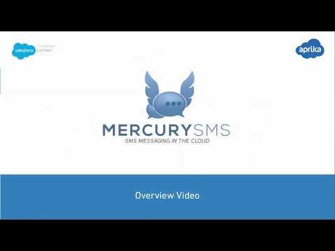 Salesforce SMS   Send SMS from Salesforce   Mercury SMS