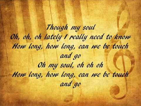 Touch and Go - Ed sheeran (lyrics)