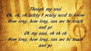Touch and Go Ed sheeran (lyrics)