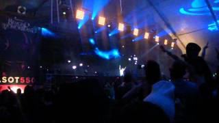 ASOT 550 @ Beyond, AvB vs. JOC -- Burned With Desire vs. Ride The Wave (Will Atkinson Remix)