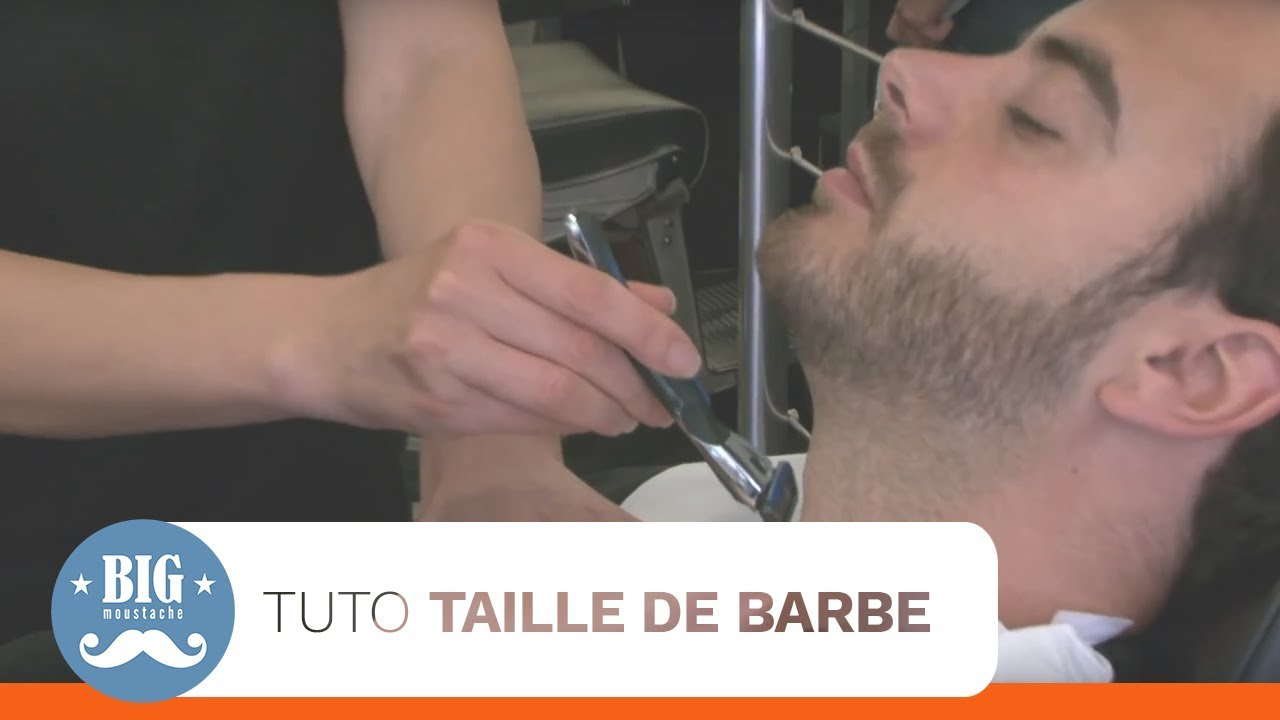 Comment r ussir sa taille de barbe youtube - Taille de barbe modele ...