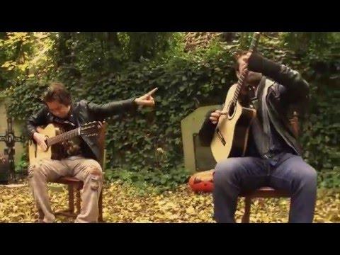 I Want Out (Helloween) Acoustic - Thomas Zwijsen & Ben Woods (Master Guitar Tour)