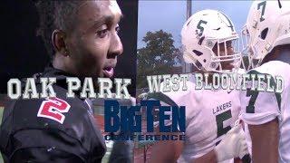 Future of the Big Ten on Display | Oak Park vs West Bloomfield