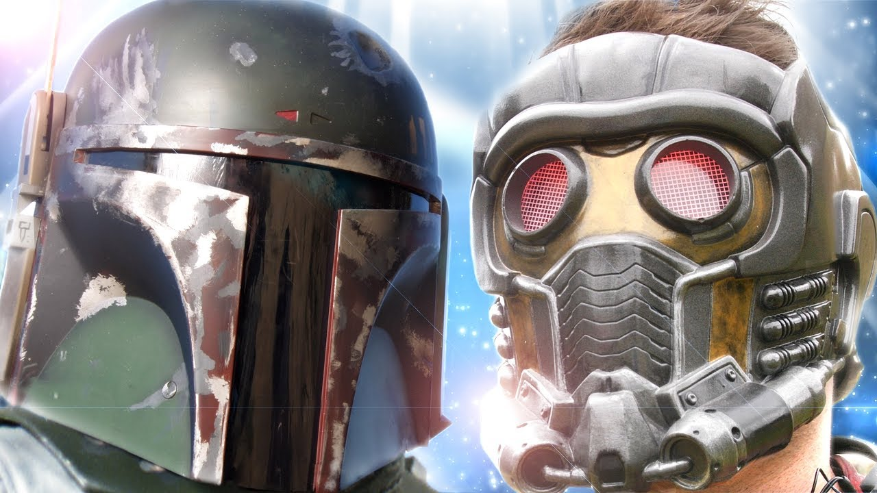Boba Fett Vs. Star-lord Super Power Beat Down - Episódio 22