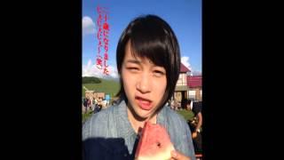 あまちゃんで人気の能年玲奈 二十歳の誕生日の出来事・・・ うれしいう...