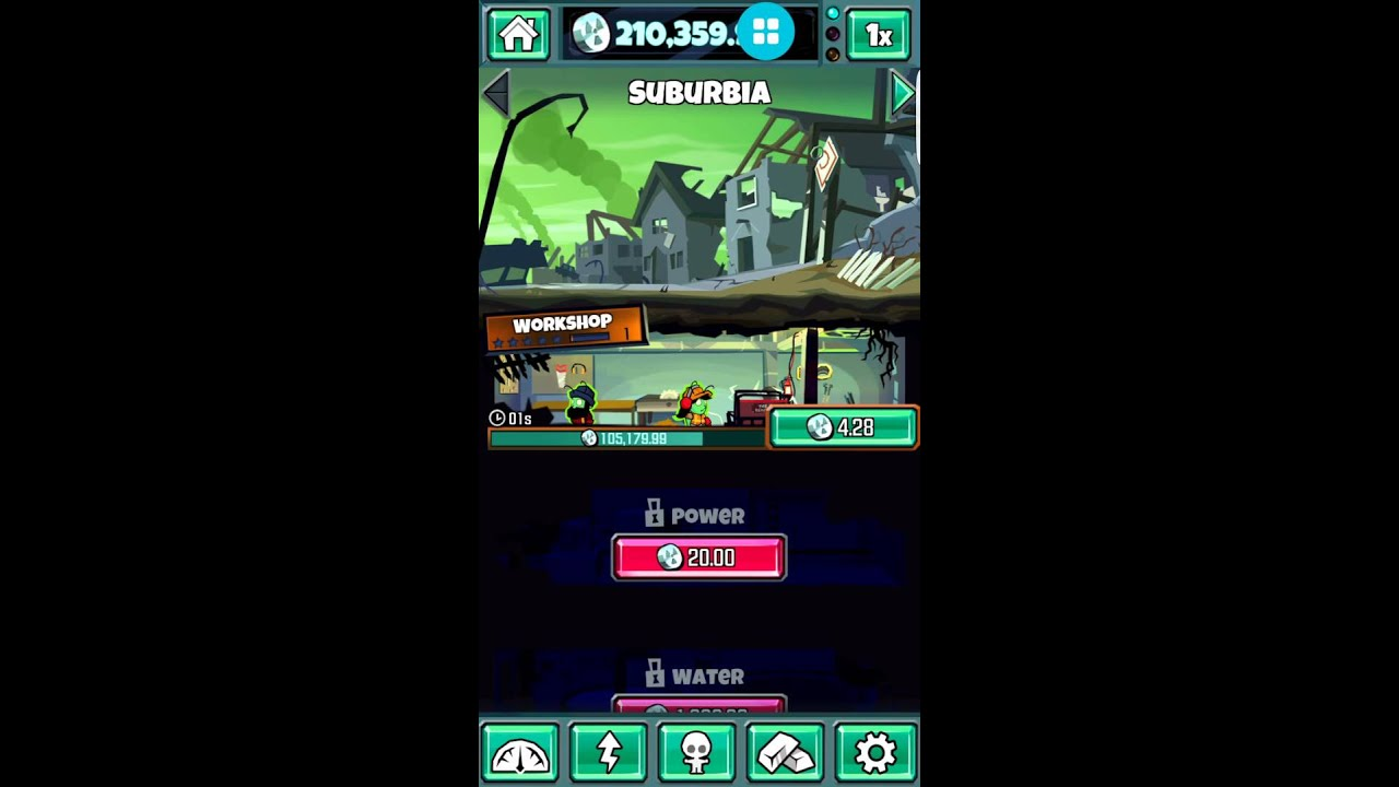 doomsday clicker how to earn money faster youtube