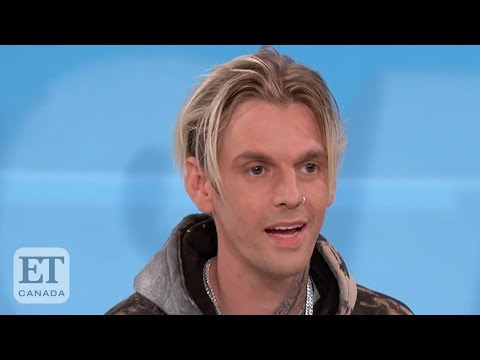 Aaron Carter says he's battling schizophrenia, multiple personality disorder, anxiety