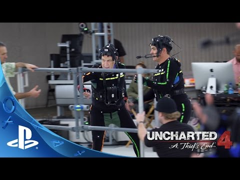 The Making of UNCHARTED 4: A Thief's End - The Evolution of a Franchise | PS4