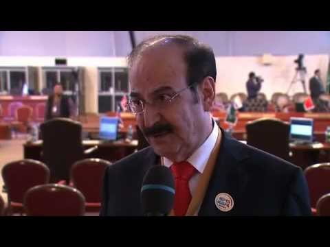 IEF13 / IEBF5 Interview, Abdul-Hussain Bin Ali Mirza, Minister of Energy, Bahrain
