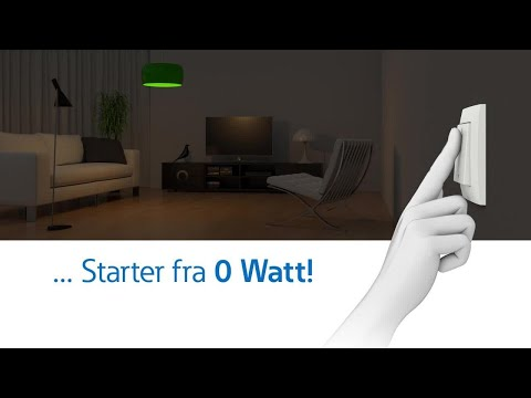Eaton Smart Dimmer - a truly effective alternative to traditional dimmers (NO)