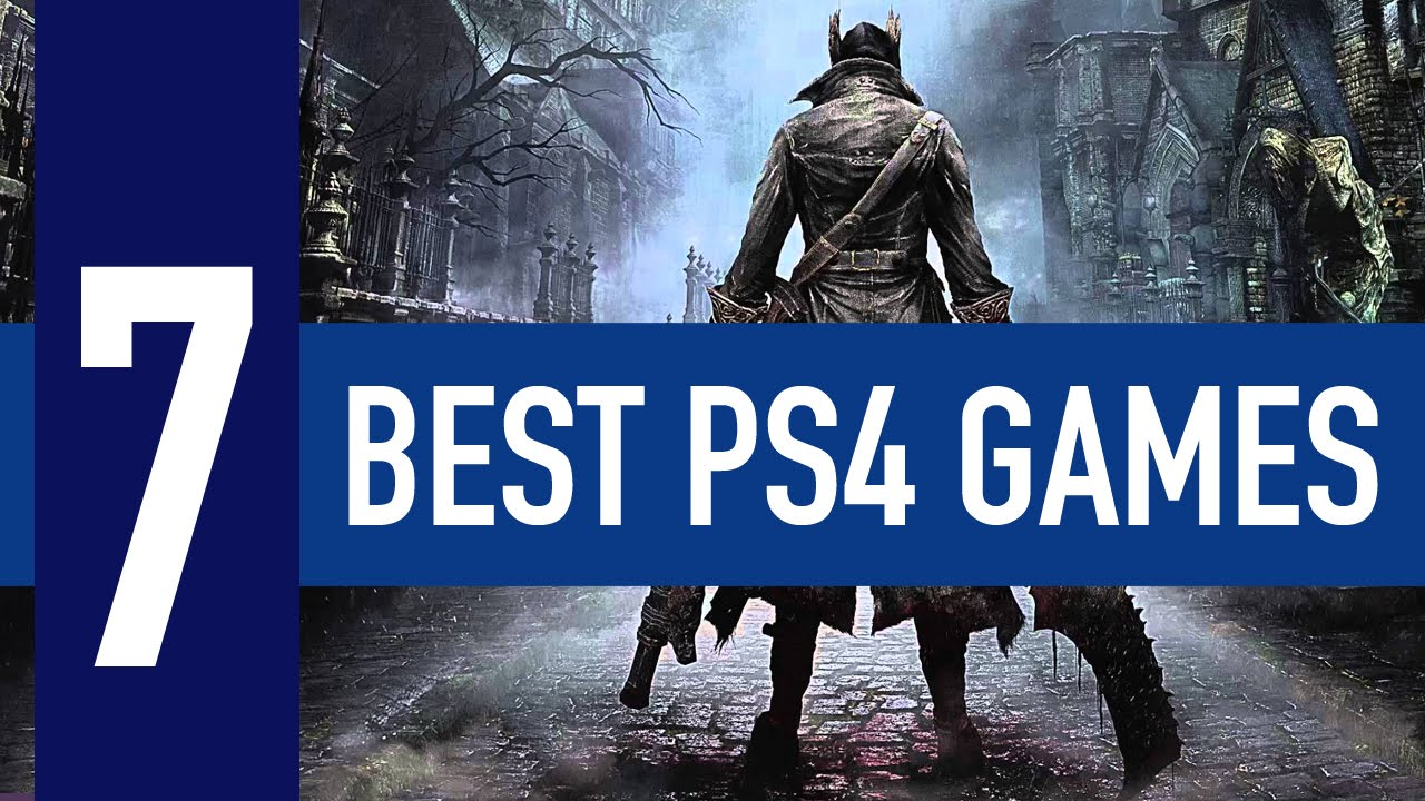 7 Best Games Ps4 Has To Offer Right Now Youtube
