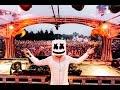 Marshmello at Tomorrowland Music Festival in Boom Belgium Recap