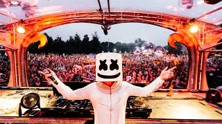 Marshmello at Tomorrowland Music Festival in Boom, Belgium Recap thumbnail