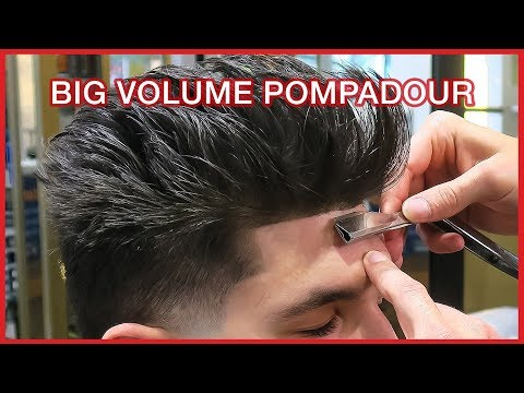 BIG VOLUME POMPADOUR