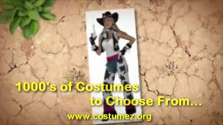 CowGirl Costume For Every Occasion
