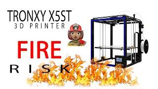Klipper Firmware 3D Printing X5S Tronxy Fast