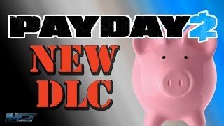 Payday 2: NEW GAGE ASSAULT PACK DLC!▐  The Big Pink Piggy Bank
