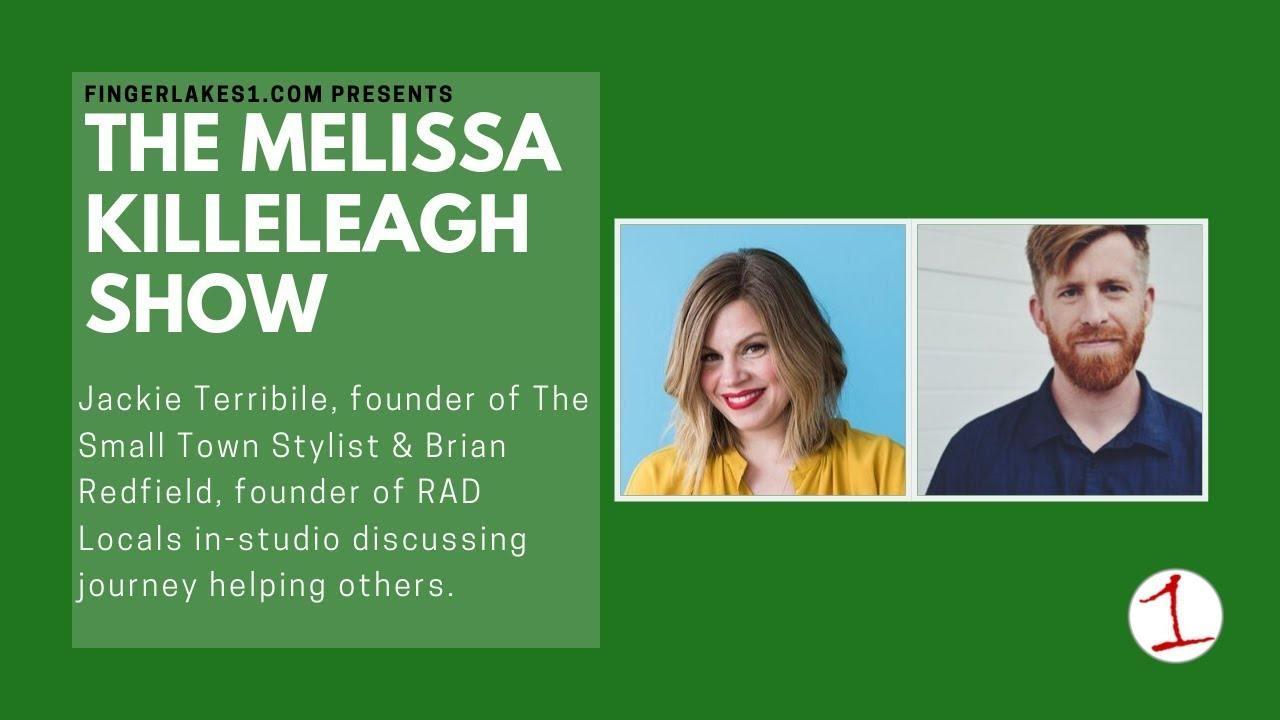 MELISSA KILLELEAGH: Jackie Terrible and Brian Redfield (podcast)